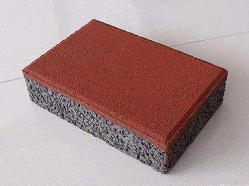 透水砖-襄阳透水砖